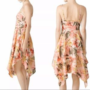 Joie Dresses - Joie Dress Phara Linen Floral Sleeveless Shift NWT